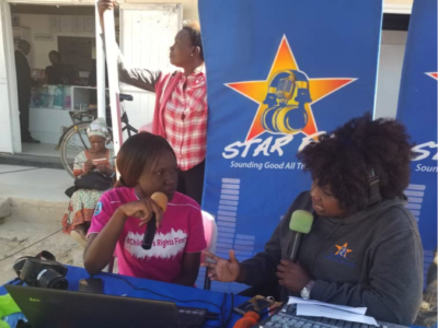 JCT live broadcast interviews on Star FM on JCT work and services and the significance of Day of the African Child in Shona, English and Ndebele1