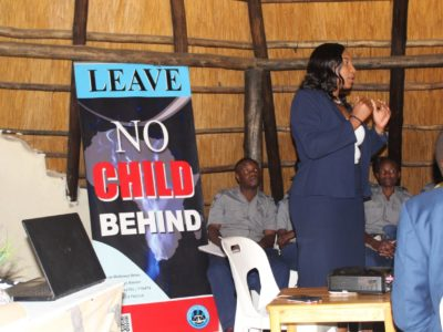 Justice for Children (JCT)